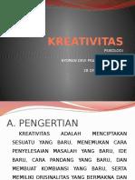 kreativitas psikologi