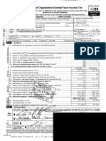 2009 ADSO as DGPA Tax Return