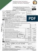 2012 ADSO as DGPA Tax Return