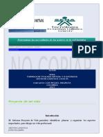 Determinar las necesidades de los actores en la red logística PROYECTO DE VIDA.docx