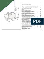 Απορροφητήρας Miele-da 2550 (Εγκατάσταση)