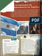 TP 11 - Las Revoluciones Hispanoamericanas Siglo XIX