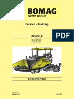 Manual de Entrenamiento en Alemán BF800