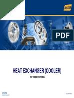 Heat Exchanger (Cooler)