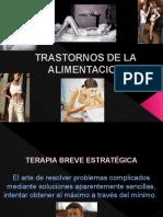 Clase Trastornos de La Alimentacion Psicoterapia III 2012-2013 A
