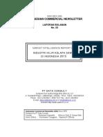 KBI No. 22 - Industri Hilir Kelapa Sawit 2015