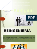 Unidad 5 Reingenieria