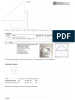 City Gate Dialux Calculation