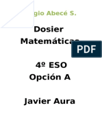 Dosier Mate 4º Opcion A