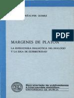 Patricio Peñalvar Gómez - Márgenes de Platon
