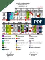 Calendario Anual 2012