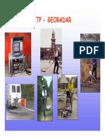 Fundamentos de La Prospeccion Con Georadar Clase Practica