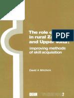 Women in Rural Zaire and Upper Volta