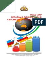 ROAD MAP RBP GEL.III TAHUN 2016-2019