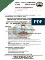 Nueva Tesoreria Publica 2015 y Registros en El Siaf 15.03.01 Setiembre 2015