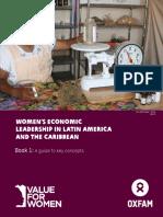 Women's Economic Leadership in LAC Book 1