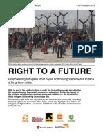 Right to a Future