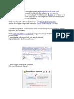 CARA Google Book Downloader