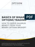 HOW TO DERIVE MAXIMUM BENEFIT FROM YOUR BINARY OPTIONS BROKER?