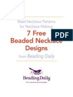 Interweave Press, LLC - Beading Daily 7 Free Necklaces Freemium