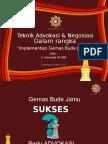 Teknik Advokasi & Negosiasi-slide