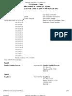 DOCKET, 2:2009-cv-00791, 07/12/2010