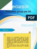 Precursor - Previously known as K.G. TAN & CO PAC