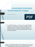 Tripanosomiasis Americana