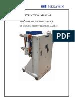 Magnetic Acuator Manual