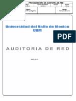Auditoria de Red DEMO