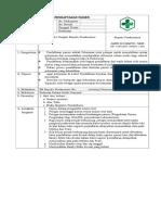 Kalimati Sop Pendaftaran