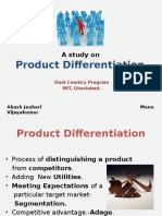 Final Productdifferentiation 110505125448 Phpapp01
