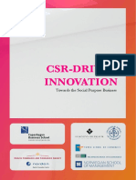 Csr Driven Innovation Towards Social Purpose Business September 2008.