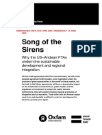 Song of the Sirens