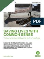 Saving Lives with Common Sense