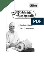 MridangamLevel 1 Booklet