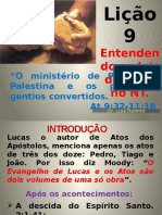 Entendendo as Leis de Deus No NT.