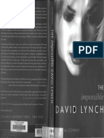 The Impossible David Lynch Film and Culture Series