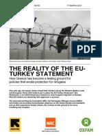 The Reality of the EU-Turkey Statement