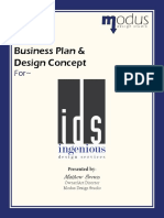 Modus Business plan