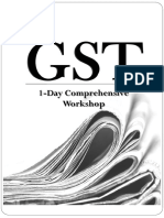 GST Training and certification program in India