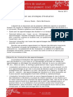 Memento m4 Strategies Evaluation V3 13fevrier2011