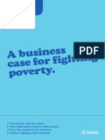 A Business Case for Fighting Poverty