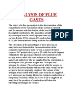 ANALYSIS OF FLUE GASES.docx