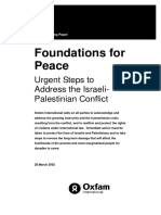 Foundations for Peace