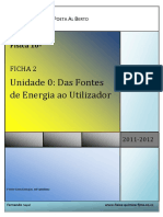 FISICA 10 - Unidade 0-FICHA2-Livro Energias-Santillana