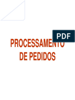 EST Processamento de Pedidos I