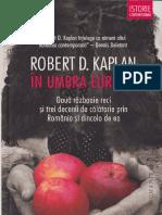 Kaplan Robert in Umbra Europei