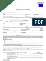 Modelo Contrato Trabajo Formacion y Aprendizaje