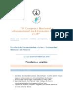 Libro con Ponencias completas del Congreso